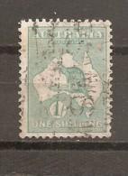 Australia. Nº Yvert  10a (A) (usado) (o) - 1913-36 George V : Heads