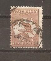 Australia. Nº Yvert  42 (usado) (o) - 1913-36 George V : Heads