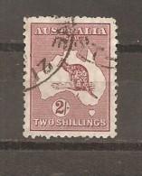 Australia. Nº Yvert  85A (usado) (o) - 1913-36 George V : Heads