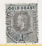 GOLD  COAST 75   (o)   Wmk 3 - Gold Coast (...-1957)