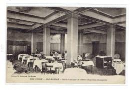 CPA 20 - CORSE - ILE-ROUSSE - SALLE A MANGER DE L'HOTEL NAPOLEON BONAPARTE - Other Municipalities