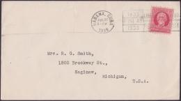 "1917-H-293 CUBA REPUBLICA 1938. SOBRE HOTEL PRESIDENTE ""FINLAY LIBERO AL MUNDO FIEBRE AMARILLA. MEDICINE. FIRT YEAR OF U - Lettres & Documents"