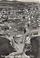 Piombino - Veduta Dall´aereo Con Piazza Bovio - Altre Città