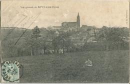 44 - PONT-CHATEAU - Vue Générale - Pontchâteau