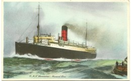 R.M.S. ´´Lancastria´´ - Cunard Line - Schiffe