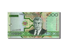 Turkmenistan, 1000 Manat, 2005, KM:20, Non Daté, SPL - Turkménistan