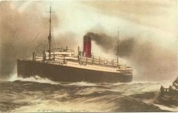 R.M.S. ´´Lancastria´´ - Cunard Line - Bateaux