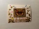 FEUILLET Neuf - OMAN - EUROPEAN CONSERVATION 1970 - Papillon. - Farfalle