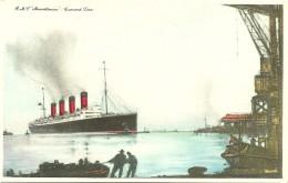 R.M.S. ´´Mauretania´´ - Cunard Line - Bateaux