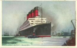 R.M.S. ´´Aquitania´´ - Cunard Line - Schiffe
