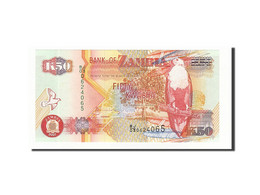 Zambie, 50 Kwacha, 2007, KM:37f, 2007, NEUF - Zambie