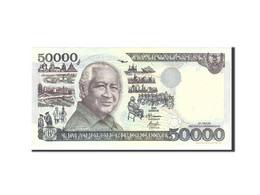 Indonésie, 50,000 Rupiah, 1997, KM:136c, 1995, NEUF - Indonésie