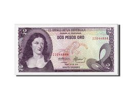 Colombie, 2 Pesos Oro, 1976, KM:413b, 1976-07-20, NEUF - Colombia