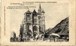 27 LE NEUBOURG  L´Eglise La CollectionPASQUIS Normandie Archéologique Et Pittoresque - Le Neubourg