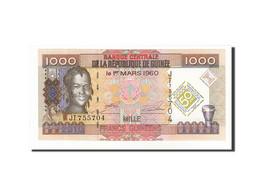 Guinea, 1000 Francs, 2010, KM:43, 2010-03-01, NEUF - Guinée