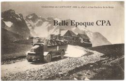 05 - Châlet-Hôtel Du LAUTARET Et Les Glaciers De La Meije +++ A. Michel, Phot., Grenoble ++++ RARE / AUTO - Autres Communes