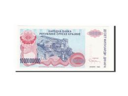 Croatie, 10 Milliard Dinara, 1993, KM:R28a, 1993, NEUF - Croatia
