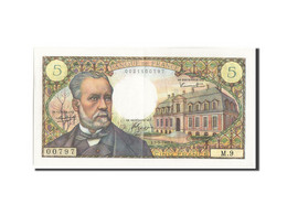 France, 5 Francs, 5 F 1966-1970 ''Pasteur'', 1966, 1966-05-05, KM:146a, TTB+,... - 1962-1997 ''Francs''
