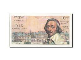France, 10 Nouveaux Francs, 10 NF 1959-1963 ''Richelieu'', 1959, 1959-03-05,... - 1959-1966 ''Nouveaux Francs''