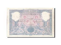 France, 100 Francs, 100 F 1888-1909 ''Bleu Et Rose'', 1905, 1905-04-21, KM:65... - 1871-1952 Antichi Franchi Circolanti Nel XX Secolo