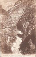 DEPT 06 - Route Des Alpes - Les Gorges De Daluis à GUILLAUMES - Le Pont De La Ligne Du Tram - ENCH1202 - - Autres Communes