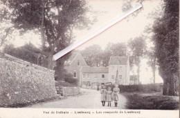 Vue De DOLHAIN - Limbourg - Les Remparts De Limbourg - Carte Animée Avec Des Enfants - Limbourg