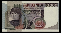 Italy 10000 Lire 1982 P.106b UNC - [ 2] 1946-… : République