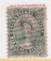 CANADA   18  (o) - 1851-1902 Reign Of Victoria