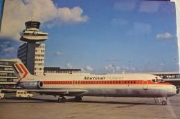 MARTINAIR HOLLAND   DC 9 33  PH MAN - 1946-....: Moderne
