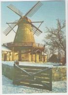 GOOD ESTONIA Postcard 1984 - Windmill - Estonia