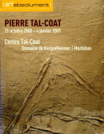 Pierre Tal-Coat Au Centre De Kerguéhennec (56) - Art