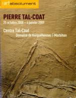Pierre Tal-Coat Au Centre De Kerguéhennec (56) - Arte