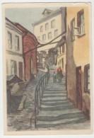 GOOD ESTONIA Postcard 1959 - Tallinn - Lühike Jalg - Estonia
