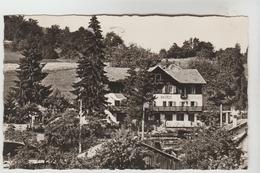 CPSM MONT SAXONNEX (Haute Savoie) - 1000 M Hôtel Du Bronze - Other Municipalities