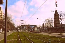 PARIS XV (75)- Boulevard Victor à La Porte De Versailles (EDITION à TIRAGE LIMITE) - Arrondissement: 15
