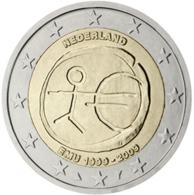 Netherlands 2 Euro Comm. 2009 UNC - Pays-Bas