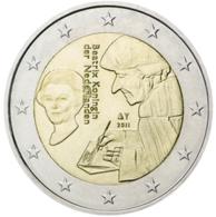 Netherlands 2 Euro Comm. 2011 UNC - Pays-Bas