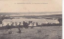 PLOUGONVELIN : Les Casernement De Bertheaume - Peu Courant - Plougonvelin