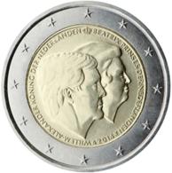 Netherlands 2 Euro Comm. 2014 UNC - Pays-Bas