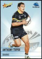 RUGBY - AUSTRALIA - SELECT 2012 - NRL TELSTRA PREMIERSHIP - ANTHONY TUPOU - SHARKS - Rugby