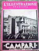 1938 'ILLUSTRAZIONE ITALIANA' DISCORSO DI MUSSOLINI DA VERONA DEL 26 SETTEMBRE - Magazines & Papers