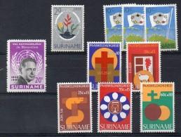 SURINAM   Lot De Timbres Neufs     ( Res 2848 ) - Suriname