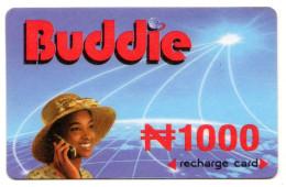 NIGERIA PREPAYEE BUDDIE - Nigeria