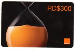 REPUBLIQUE DOMINICAINE CARAIBES PREPAYEE 300$ ORANGE
