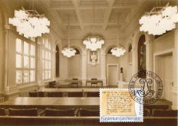 Liechtenstein History Set On 2 Maximum Cards - Jobs