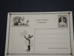 BELGIQUE - Entier Carte Postale Illustrée - Noêl ... - A Voir - P17558 - Armoiries