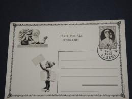 BELGIQUE - Entier Carte Postale Illustrée - Noêl ... - A Voir - P17561 - Escudos De Armas