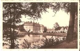 HAVELANGE (5370) - ELECTRICITE : Environs De Havelange - Le Château De Barvaux En Condroz. CPSM Dentelée.