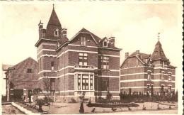 """HAVELANGE (5370) - ELECTRICITE : Villas """" Legrand """" Et """"Collège"""". CPSM Dentelée."""