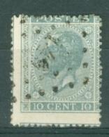 """BELGIE - OBP Nr 17A  - Leopold I - Puntstempel  Nr 149 """"GILLY"""" (ref. ST-233) - Postmarks - Points"""